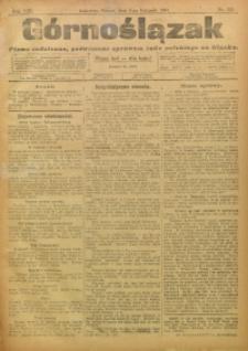Górnoślązak, 1909, R. 8, Nr. 255