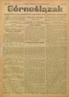 Górnoślązak, 1909, R. 8, Nr. 266