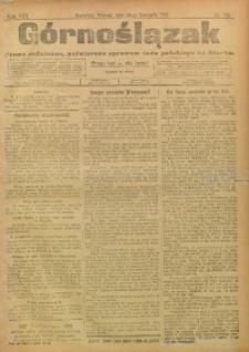 Górnoślązak, 1909, R. 8, Nr. 268