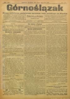 Górnoślązak, 1909, R. 8, Nr. 273