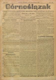 Górnoślązak, 1909, R. 8, Nr. 287