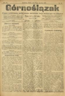 Górnoślązak, 1910, R. 9, Nr. 16
