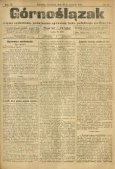 Górnoślązak, 1910, R. 9, Nr. 18