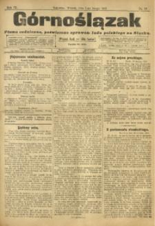Górnoślązak, 1910, R. 9, Nr. 25