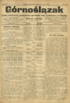 Górnoślązak, 1910, R. 9, Nr. 32