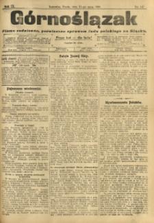 Górnoślązak, 1910, R. 9, Nr. 117
