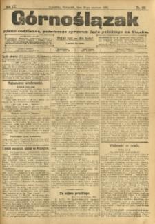Górnoślązak, 1910, R. 9, Nr. 135