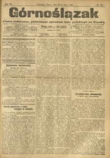 Górnoślązak, 1910, R. 9, Nr. 171