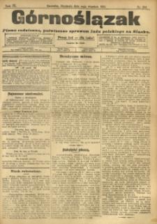 Górnoślązak, 1910, R. 9, Nr. 203