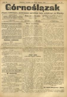 Górnoślązak, 1910, R. 9, Nr. 221