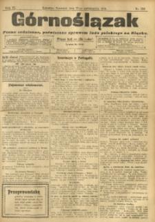 Górnoślązak, 1910, R. 9, Nr. 236