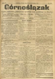 Górnoślązak, 1910, R. 9, Nr. 246