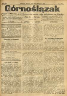 Górnoślązak, 1910, R. 9, Nr. 257