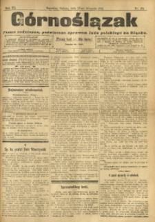 Górnoślązak, 1910, R. 9, Nr. 261
