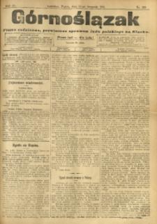 Górnoślązak, 1910, R. 9, Nr. 265