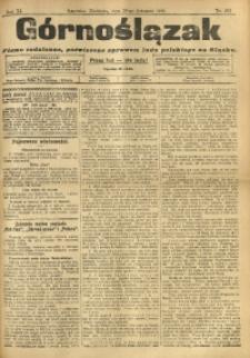 Górnoślązak, 1910, R. 9, Nr. 267