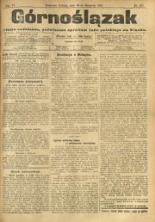Górnoślązak, 1910, R. 9, Nr. 272