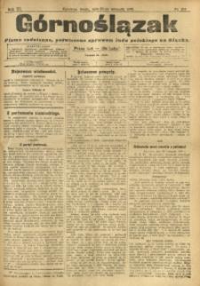Górnoślązak, 1910, R. 9, Nr. 275