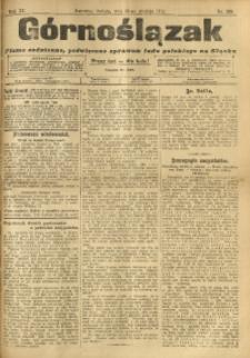 Górnoślązak, 1910, R. 9, Nr. 283