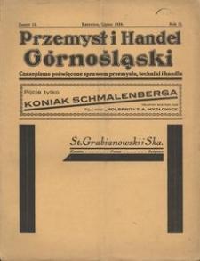 Przemysł i Handel Górnośląski, 1924, R.2, z. 11