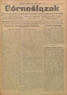 Górnoślązak, 1911, R. 12, Nr. 18
