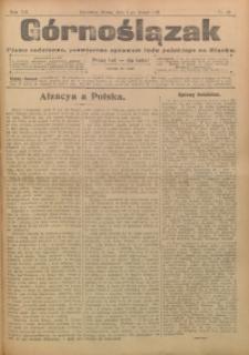 Górnoślązak, 1911, R. 12, Nr. 26