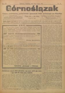 Górnoślązak, 1911, R. 12, Nr. 65