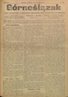 Górnoślązak, 1911, R. 12, Nr. 104