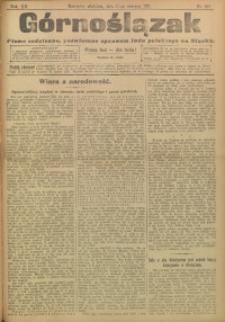 Górnoślązak, 1911, R. 12, Nr. 132