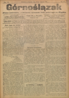 Górnoślązak, 1911, R. 12, Nr. 146