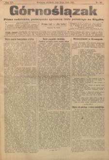 Górnoślązak, 1911, R. 12, Nr. 160