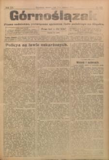 Górnoślązak, 1911, R. 12, Nr. 173