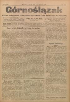 Górnoślązak, 1911, R. 12, Nr. 176