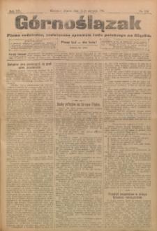 Górnoślązak, 1911, R. 12, Nr. 182