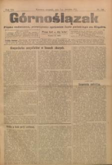 Górnoślązak, 1911, R. 12, Nr. 205