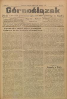 Górnoślązak, 1911, R. 12, Nr. 217