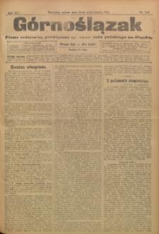 Górnoślązak, 1911, R. 12, Nr. 243