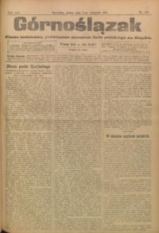 Górnoślązak, 1911, R. 12, Nr. 253