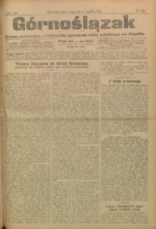 Górnoślązak, 1911, R. 12, Nr. 284