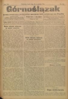 Górnoślązak, 1911, R. 12, Nr. 285