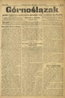 Górnoślązak, 1912, R. 13, Nr. 18