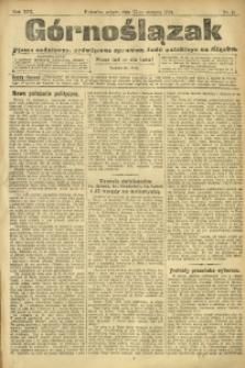 Górnoślązak, 1912, R. 13, Nr. 19