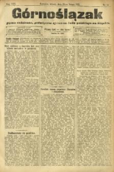 Górnoślązak, 1912, R. 13, Nr. 38