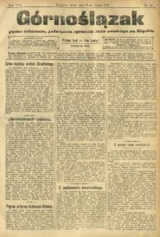 Górnoślązak, 1912, R. 13, Nr. 39