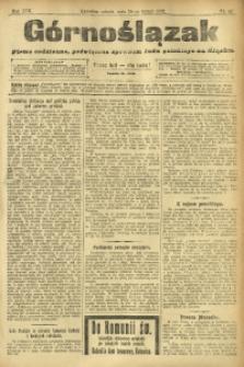 Górnoślązak, 1912, R. 13, Nr. 42