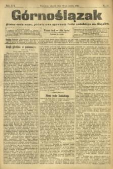 Górnoślązak, 1912, R. 13, Nr. 62