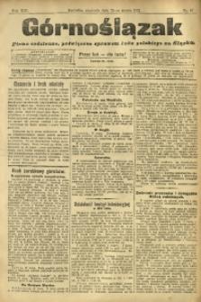 Górnoślązak, 1912, R. 13, Nr. 67