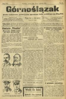 Górnoślązak, 1912, R. 13, Nr. 87
