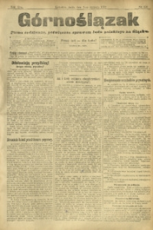 Górnoślązak, 1912, R. 13, Nr. 176