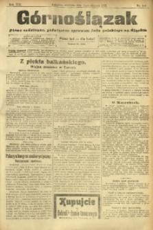 Górnoślązak, 1912, R. 13, Nr. 180